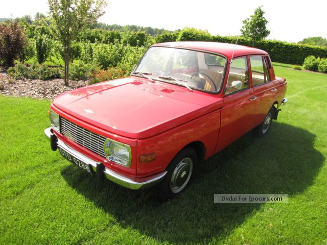 Wartburg  353W new parts! RESTORED 43 Tkm EXCHANGE 1977 Vintage, Classic and Old Cars photo