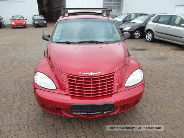 2012 Chrysler  PT CRUISER TOURING 1.6i L 94000 KM AIR WINTERR Estate Car Used vehicle photo