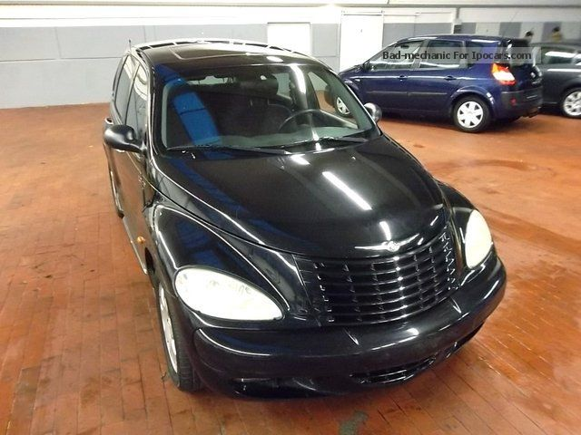 2012 Chrysler  PT Cruiser 2.0i TOURING AUTOMATIC CLIMATE EL-GSD Estate Car Used vehicle photo