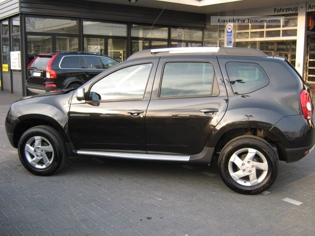 2011 dacia duster 4x4 prestige car photo and specs. Black Bedroom Furniture Sets. Home Design Ideas
