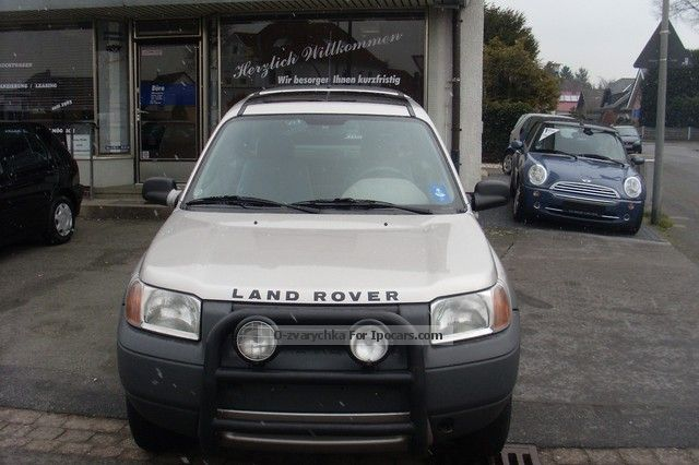 2012 Land Rover  Freelander 2.0 Di Off-road Vehicle/Pickup Truck Used vehicle photo