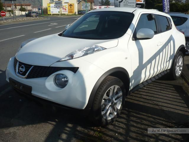 2013 Nissan  1.5 dCi 110 Urban Premium Off-road Vehicle/Pickup Truck Used vehicle photo