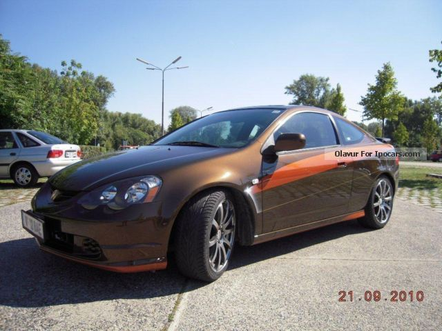 2002 Acura  RSX Sports Car/Coupe Used vehicle photo