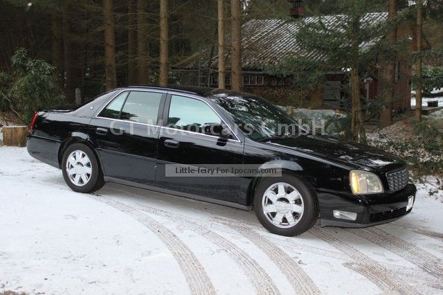 2001 Cadillac  Deville DTS LUXURY 4.6 NORTHSTAR Saloon Used vehicle photo