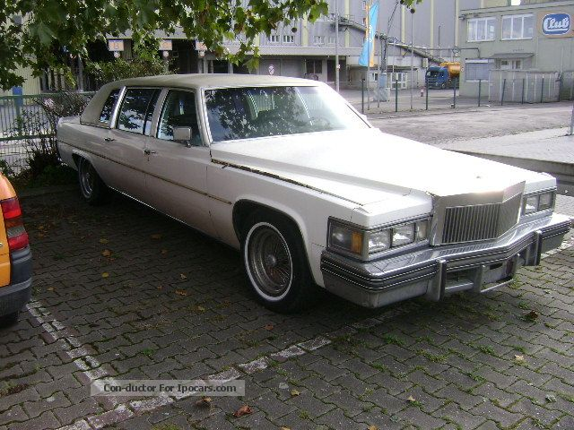Cadillac  Fleetwood Limousine 1977 Vintage, Classic and Old Cars photo