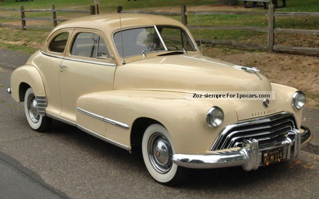 Oldsmobile  Dynamic 66 Club Coupe de 1948 1948 Vintage, Classic and Old Cars photo