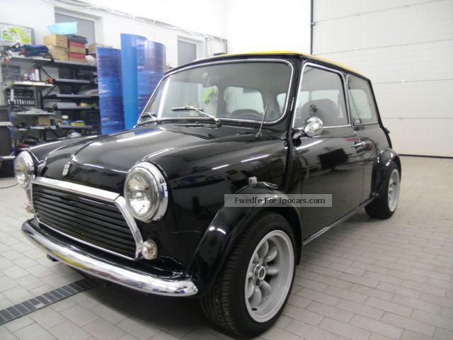 1989 Austin Rover Mini 1300 Double Weber For Purists Car Photo And