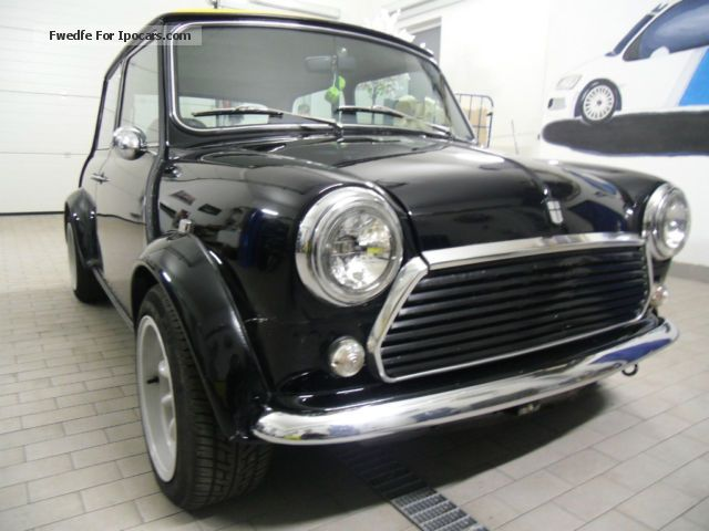 1989 austin rover mini 1300 double weber for purists car. Black Bedroom Furniture Sets. Home Design Ideas