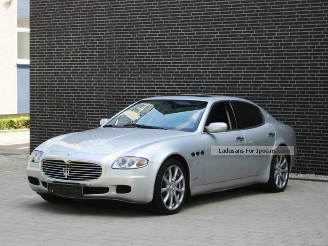 2007 maserati 4 porte automatic first ssd hand car photo and specs. Black Bedroom Furniture Sets. Home Design Ideas