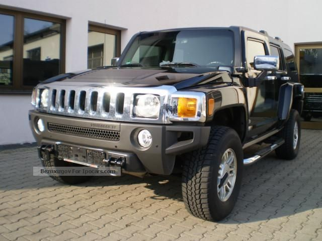 Hummer  H3 Executive with LPG gas plant 2006 Liquefied Petroleum Gas Cars (LPG, GPL, propane) photo