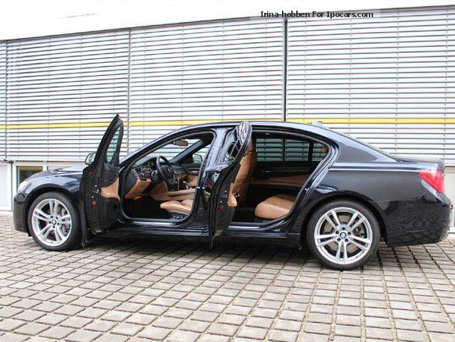 2012 Bmw 750li Long Xdr M Paket Np 131500 L Braun Hud 20 Car Photo And Specs