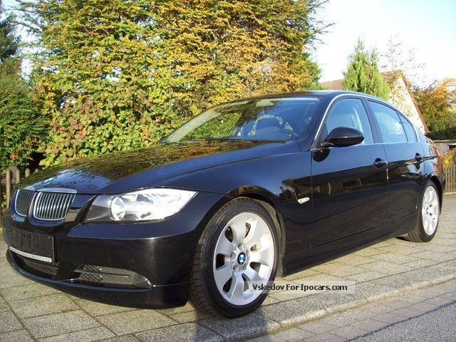 2006 BMW  325i Sporty 17 \ Saloon Used vehicle photo