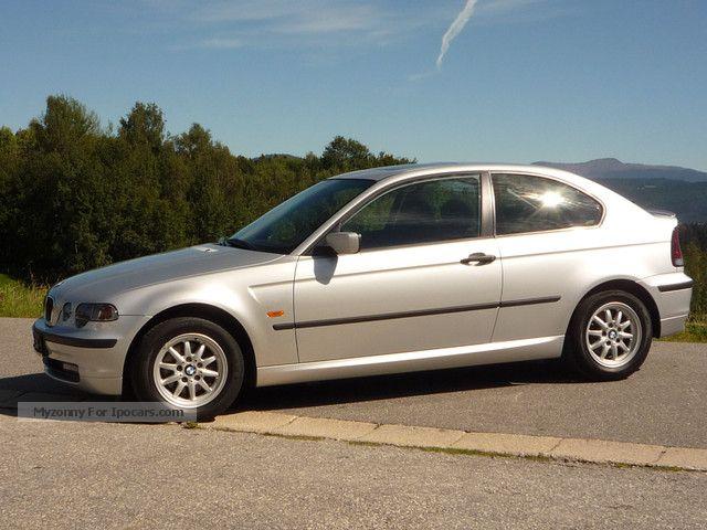 2004 BMW 316ti  Car Photo and Specs