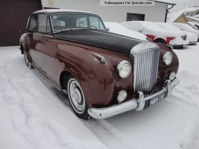 Bentley  S2 LHD 1960 Vintage, Classic and Old Cars photo