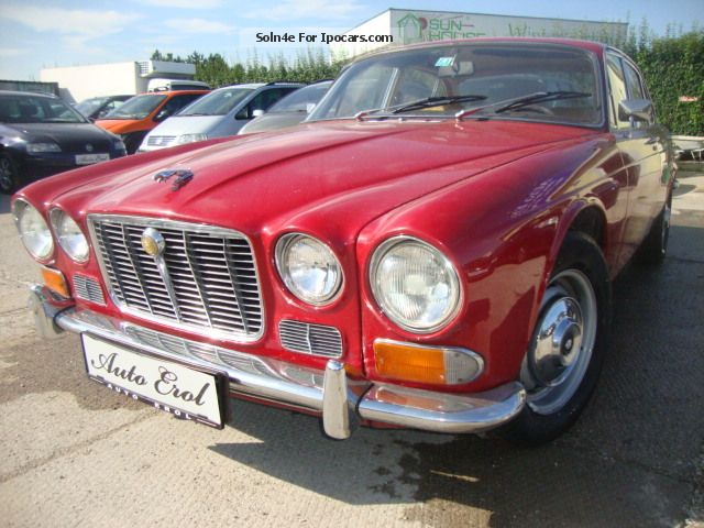 Jaguar  XJ6 Series 1 Historical vehicle oldtimer 1972 Vintage, Classic and Old Cars photo