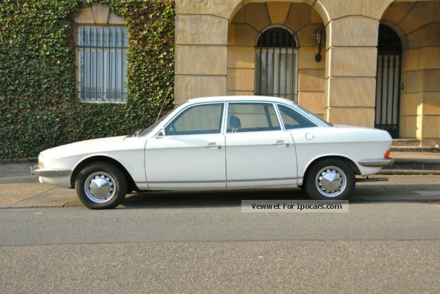 NSU  RO 80 1970 Vintage, Classic and Old Cars photo