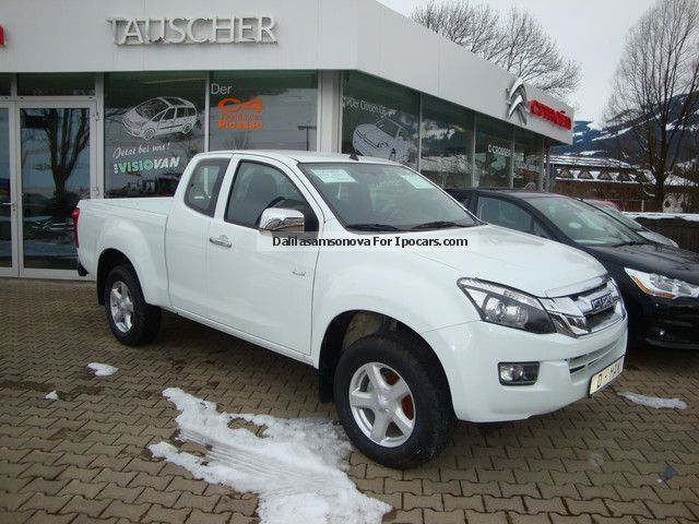 2012 Isuzu  D-Max 2.5 TD Space Cab Custom Off-road Vehicle/Pickup Truck New vehicle photo