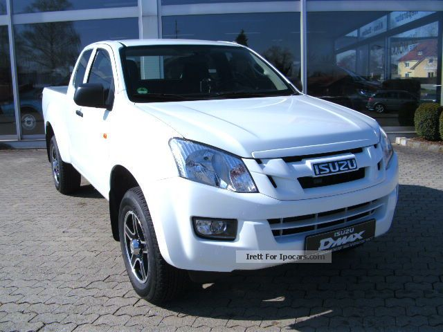 2013 Isuzu  D-Max 4x4 Space Cab Air - 3.5 ton towing capacity Off-road Vehicle/Pickup Truck Used vehicle photo