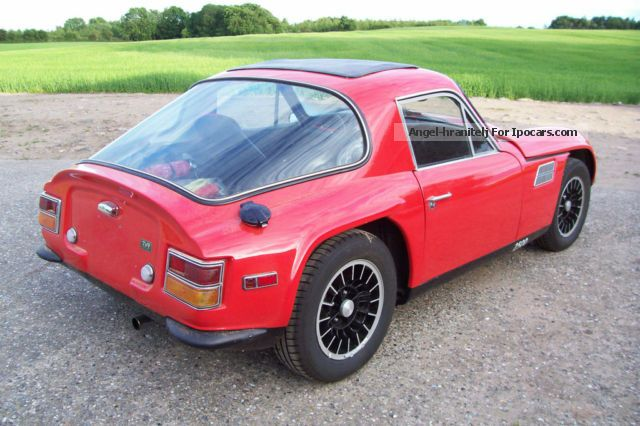 TVR  Vixen 2500 1972 Vintage, Classic and Old Cars photo