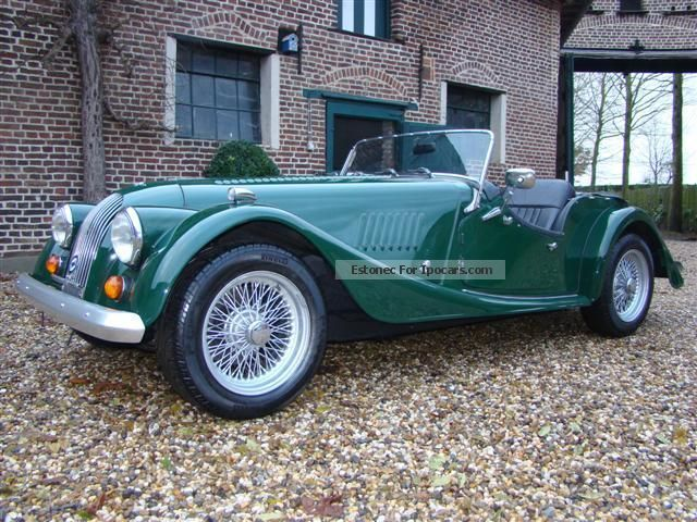 1986 Morgan  Plus 4 Cabriolet / Roadster Classic Vehicle photo