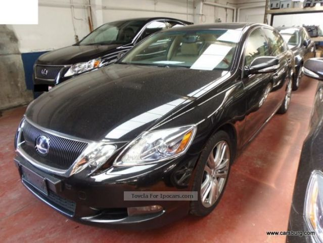 Lexus  GS 450h Luxury Line Auto Sunroof 2009 Hybrid Cars photo