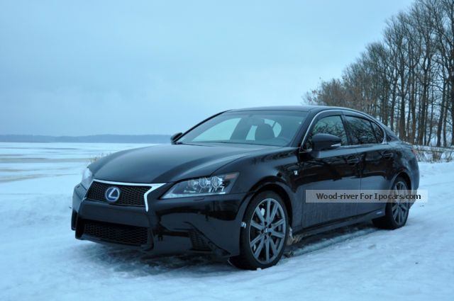 Lexus  GS 450h F Sport, TOP VERSION, Night Vision, Vision 2012 Hybrid Cars photo
