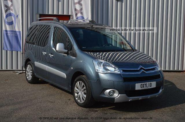 2012 Citroen  Citroën Berlingo II monospace 1.6 HDI 110 cv Pac Van / Minibus Used vehicle photo