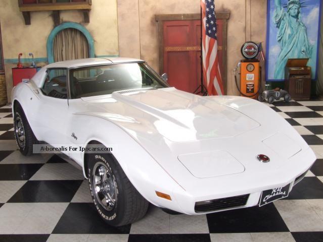 2012 Corvette  C3 chrome bumper bar! Sports Car/Coupe Used vehicle photo