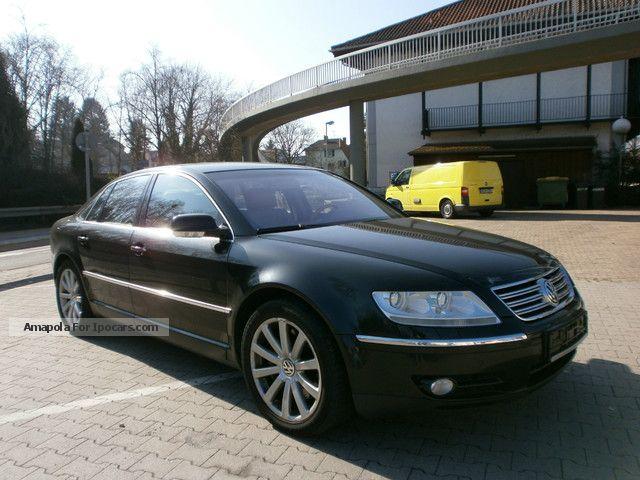 2003 volkswagen automatic phaeton 5 0 v10 tdi 4motion 5. Black Bedroom Furniture Sets. Home Design Ideas