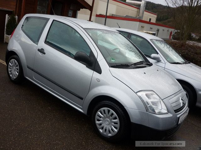 2004 Citroen  C2 1.4 SX * POWER * EURO 3 AND 4 * D * 45,000 KM Small Car Used vehicle photo