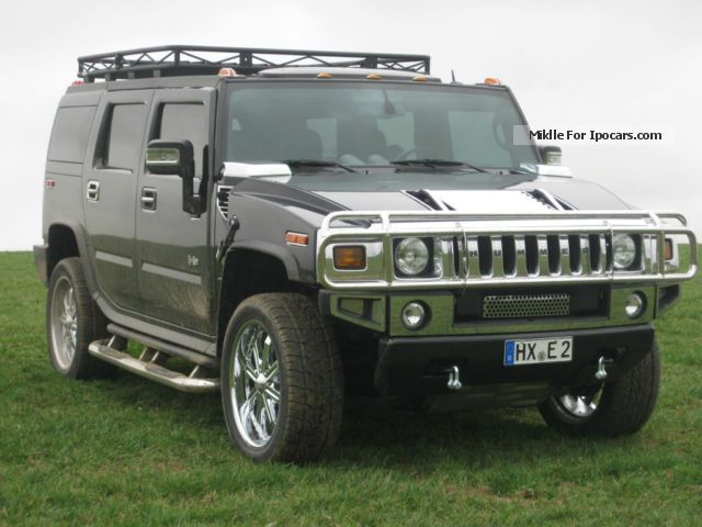 2007 Hummer  H2 LUXURY - fully equipped internally and externally! Off-road Vehicle/Pickup Truck Used vehicle photo