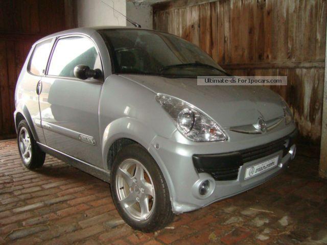 2009 Aixam  Roadline Small Car Used vehicle photo