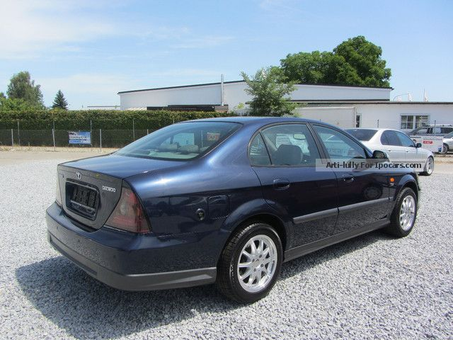 2004 Daewoo Evanda 2.0 LPG / Navi / Klimaaut. / Leather / PDC Saloon Used