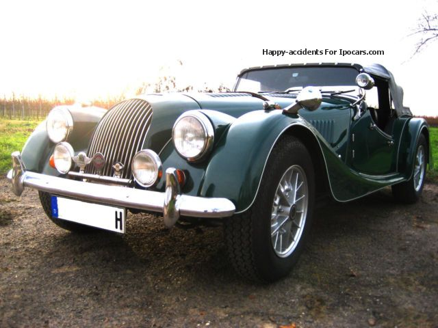 Morgan  Plus 8, LHD, 1 Hand, accident free, H-approval 1974 Vintage, Classic and Old Cars photo