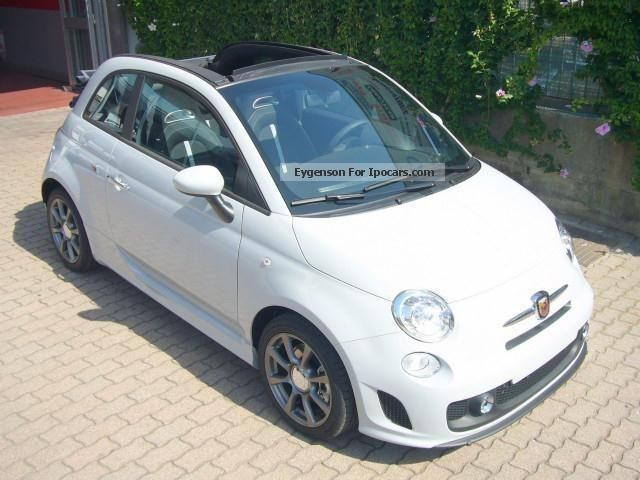 2012 Abarth  500C 1.4 T-Jet 135cv MY 2011 Cabriolet / Roadster New vehicle photo