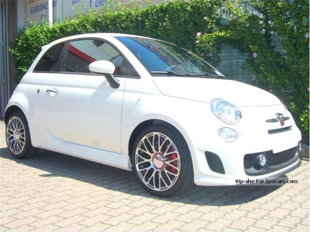 2012 Abarth  500 1.4 T-Jet 135cv Euro5 Small Car New vehicle photo