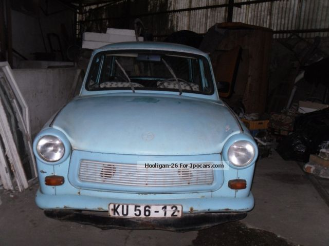 1965 Trabant  601 Saloon Used vehicle photo