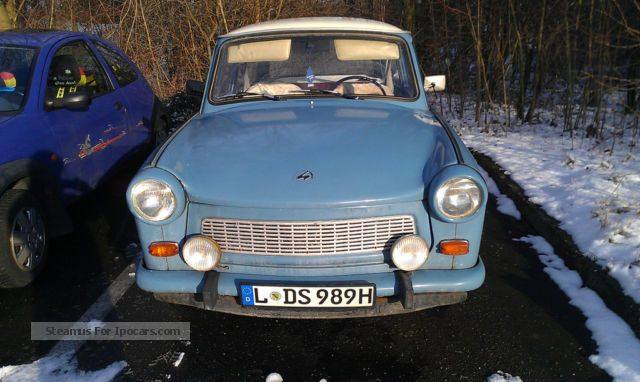 Trabant  601 1974 Vintage, Classic and Old Cars photo