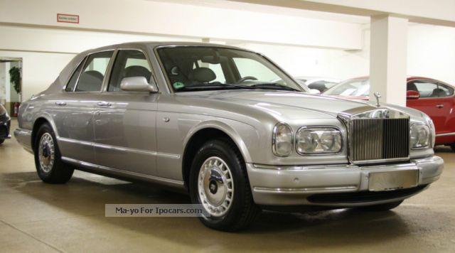 2000 rolls royce silver seraph bentley berlin car photo and specs. Black Bedroom Furniture Sets. Home Design Ideas