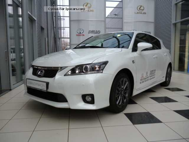 Lexus  CT 200h F Sport Navigation Park Assist 2013 Hybrid Cars photo