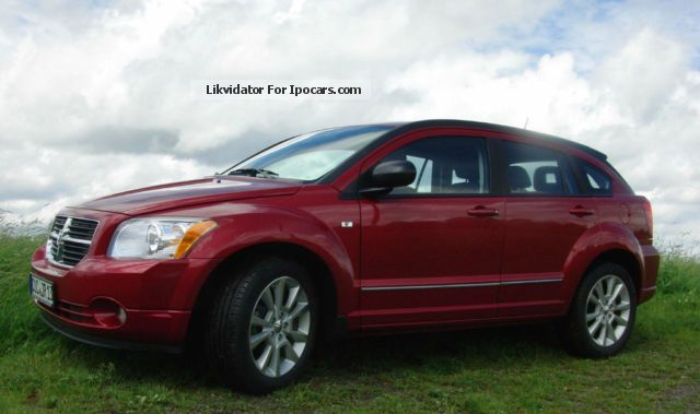 Dodge  Caliber 2.0 2011 Liquefied Petroleum Gas Cars (LPG, GPL, propane) photo