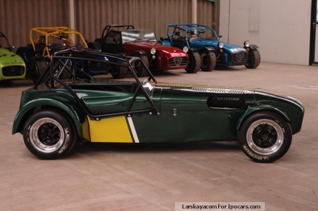 Caterham  Race Car 2002 Race Cars photo