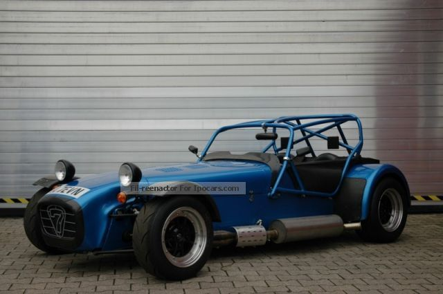 Caterham  R 400 Race / Street 2002 Race Cars photo