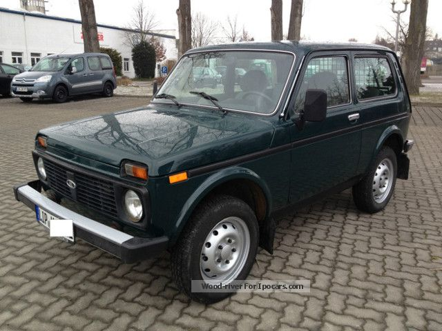 Lada  Niva 4x4 1.7i Hunter Autogas LPG / Petrol AHK! 2008 Liquefied Petroleum Gas Cars (LPG, GPL, propane) photo