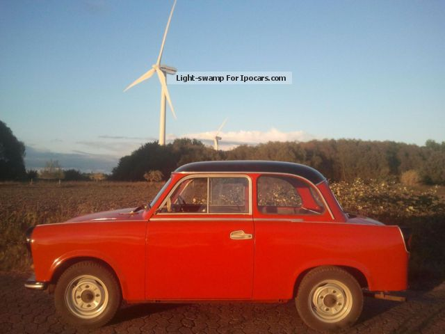 Trabant  P50 restored H-plates 1960 Vintage, Classic and Old Cars photo