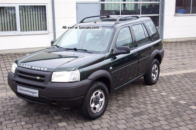 2012 Land Rover  Freelander 1.8i leather climate-wheel New new Off-road Vehicle/Pickup Truck Used vehicle photo