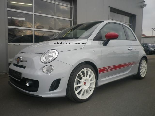 2012 Abarth  500 1.4 16V 160 hp Esseesse Other Pre-Registration photo