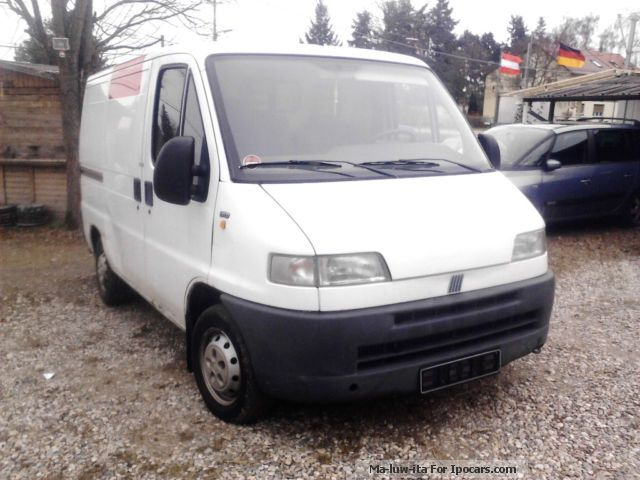 2002 fiat ducato 10 c1a car photo and specs. Black Bedroom Furniture Sets. Home Design Ideas