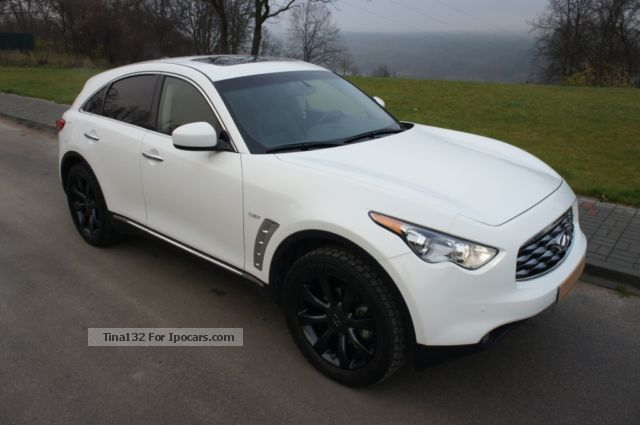 2011 Infiniti Fx35 4x4 Leather Cam Navi Car Photo And Specs
