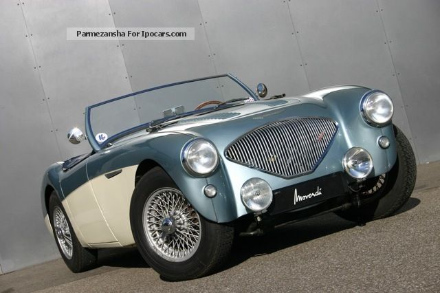 Austin Healey  100/4 BN2 1956 Vintage, Classic and Old Cars photo